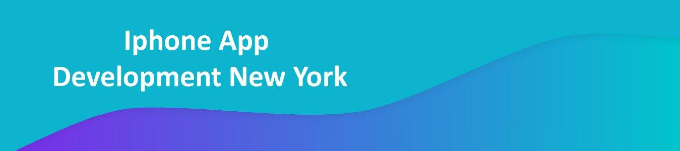 iPhone App Development Company New York